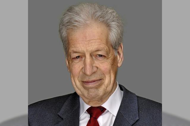 Henning Scherf in Elzach