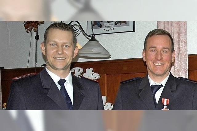 Feuerwehr Hänner hat 16 Einsätze