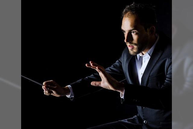 Dirigent lobt das Niveau des Orchesters