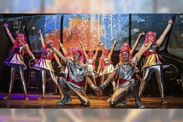 Tänze, Wortwitz und viel Komik