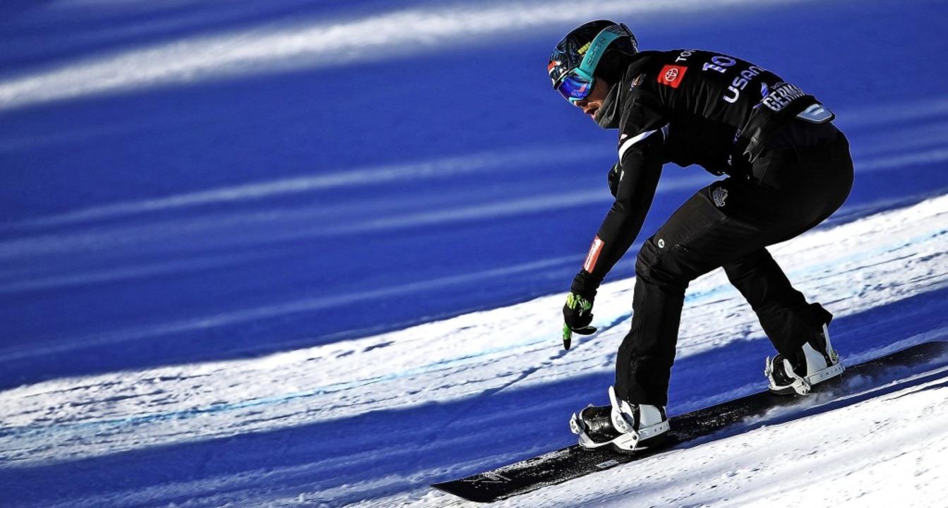 In der Qualifikation noch drittschnell...8211; und in einer Woche am Seebuck.    | Foto: AFP