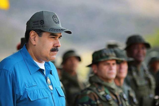 Maduro lässt Ultimatum von EU-Staaten verstreichen – keine Neuwahlen