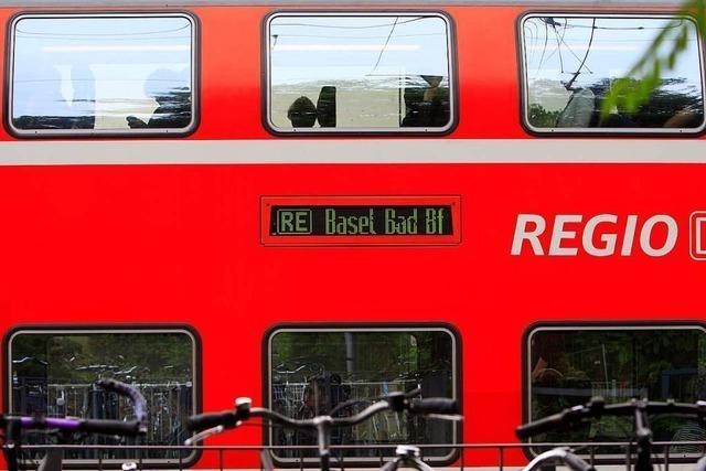 18-Jähriger wird von Regionalzug erfasst und stirbt – wohl wegen Kopfhörern