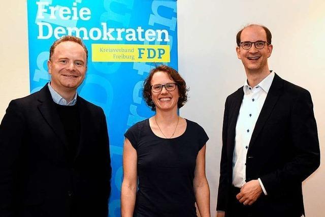 Generationenwechsel bei der Freiburger FDP setzt sich fort