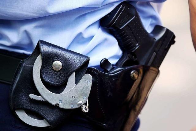 Rheinfelden: Polizei schnappt drei Recyclinghof-Diebe