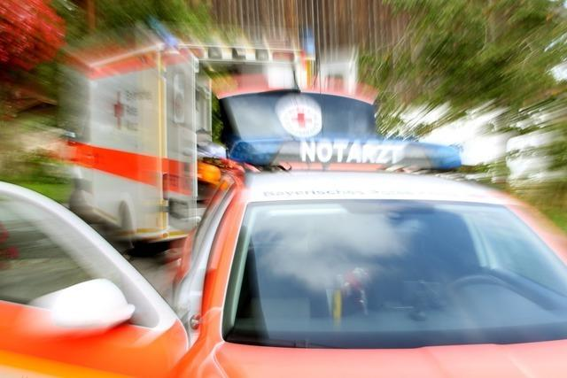 Ausnahmesituation: Polizei muss Notarzt im Einsatz schützen