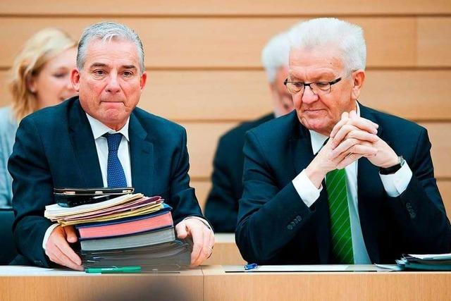 Die CDU – einst Dauer-Regierungspartei – kommt in Umfragen nur noch auf 23 Prozent