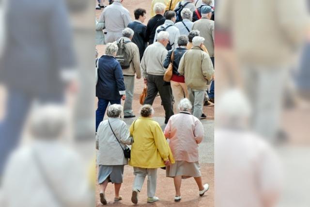 Ost-Rentner erhalten viel Hilfe