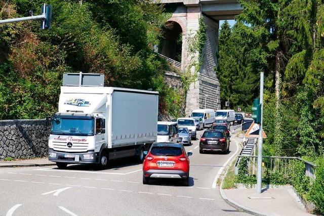 A 98: Verkehrsministerium verspricht beste Lösung – auch für Hauenstein