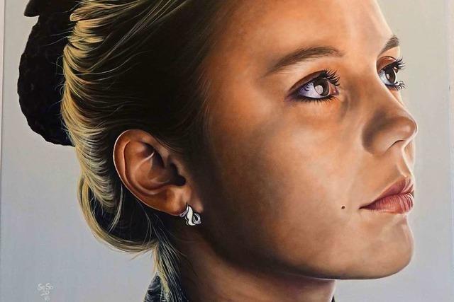 Publikumspreis geht an Malerin Seona Sommer