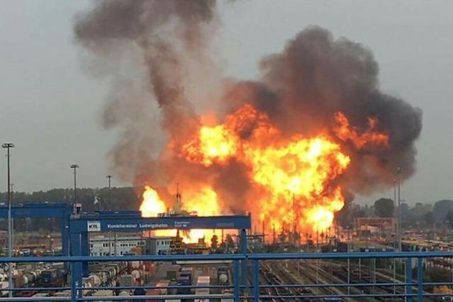 Prozess um BASF-Explosionsunglück mit fünf Toten beginnt