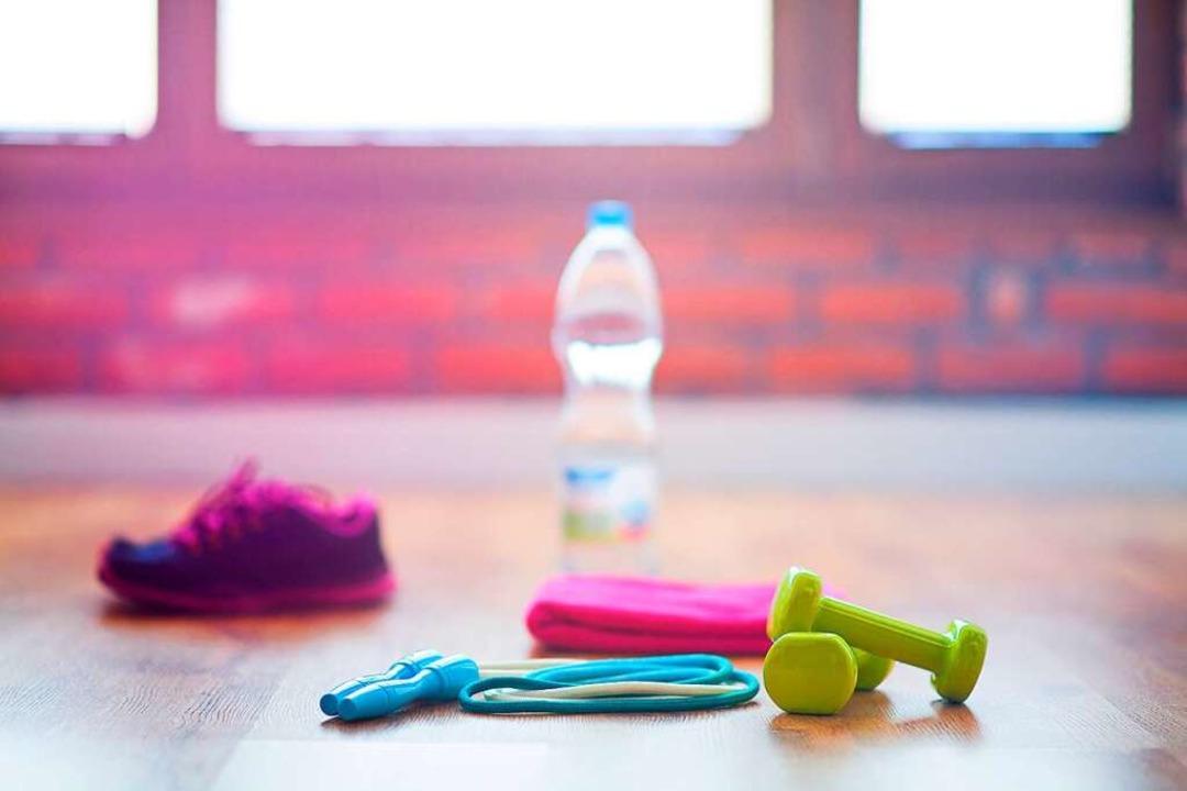 In weniger als einer Stunde kann jeder...seine eigene Fitness einstufen lassen.    Foto: Obak via AdobeStock