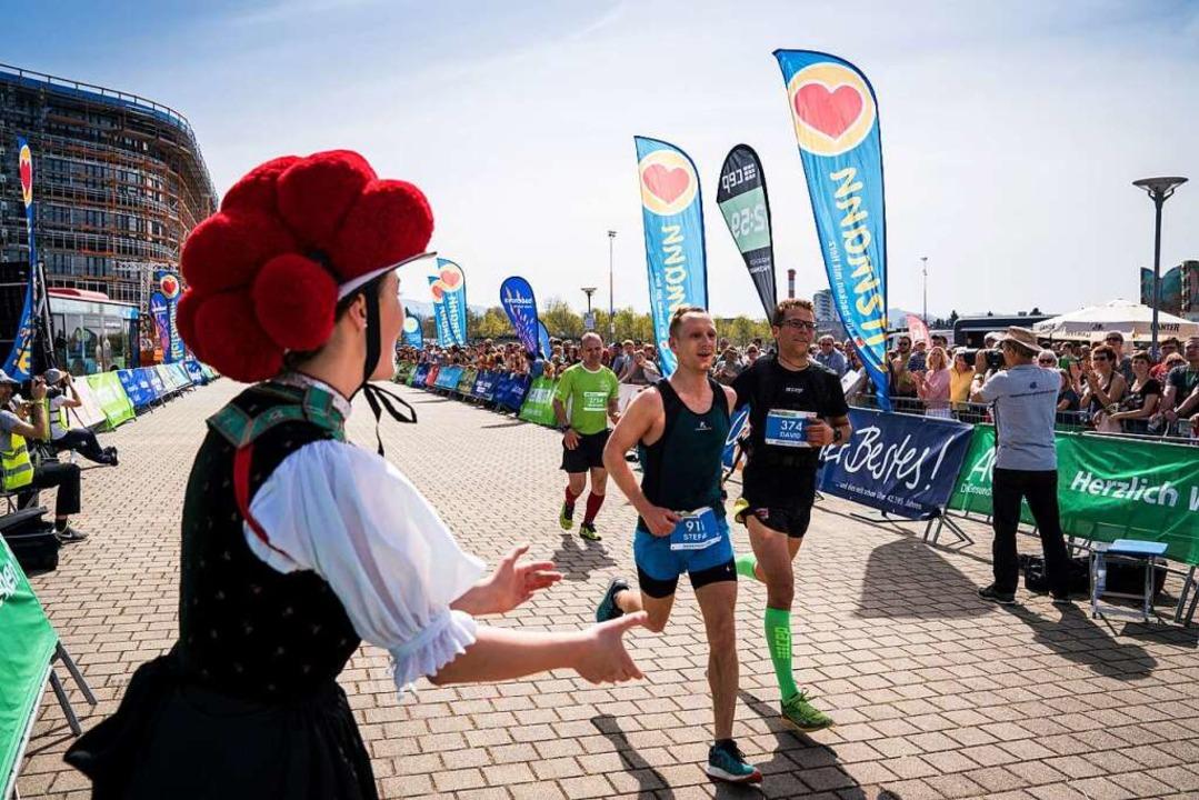Wer alles richtig macht, kann am Wettb...tag ein echtes Erfolgserlebnis feiern.  | Foto: Baschi Bender für FWTM