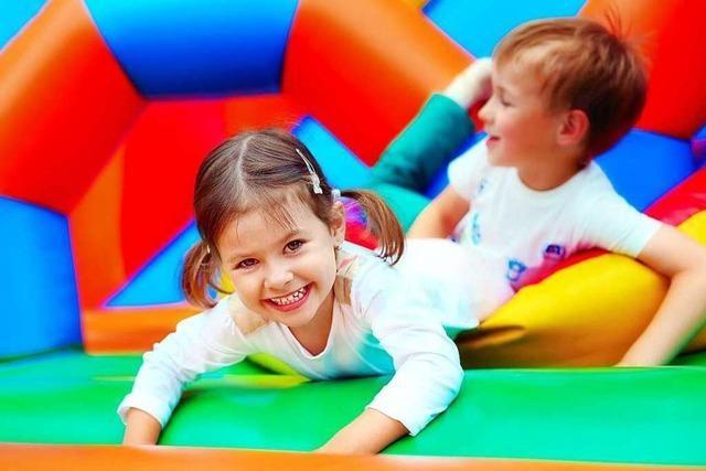 Hier gibt es ein Wochenende lang Sport und Spaß für Kinder und Familien