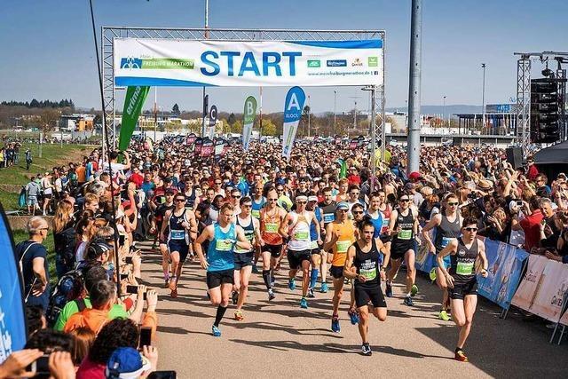 So wird der Mein Freiburg Marathon 2019