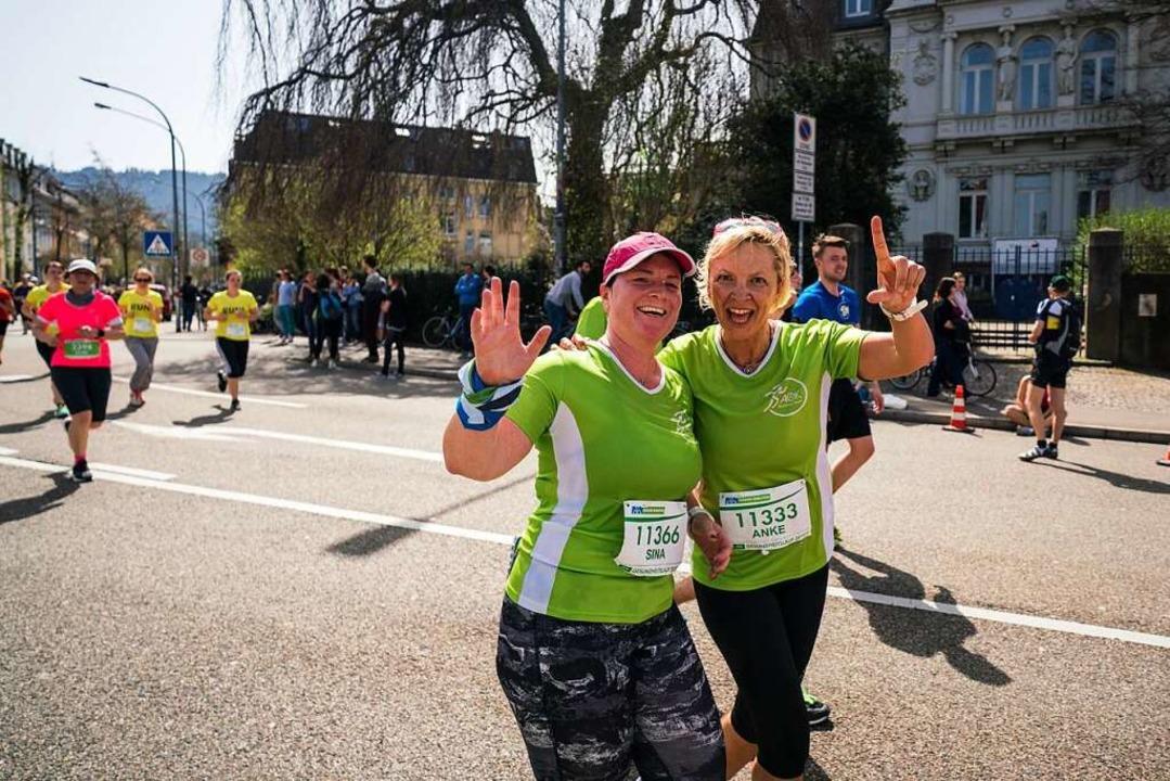 Tausende Läufer stellen sich auch in diesem Jahr wieder der Herausforderung.  | Foto: Baschi Bender für FWTM