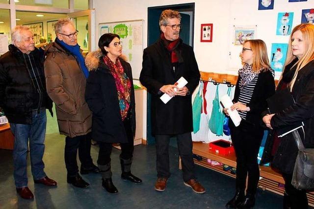 Die Kindertagesstätte in der Bottenbrunnenstraße muss saniert werden