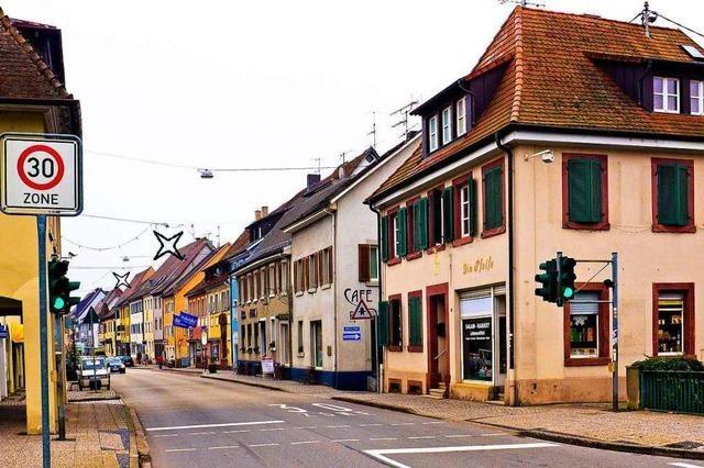 Im Mai könnte die Umgestaltung der Kenzinger Hauptstraße beginnen