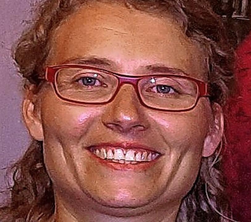 Christine Ehm ist Geschäftsführerin der Grünen im Kreis Waldshut.   | Foto: Freudig