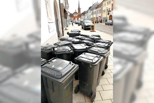 Das Geschäft mit dem Müll