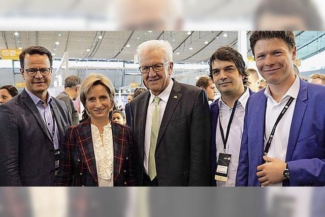 100 000 Euro für WRO-Gründerinitiative