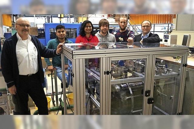 Lösungen für die Wasserstoffmobilität