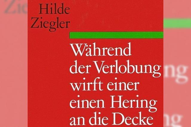 Mit Hilde Ziegler durch Altweil
