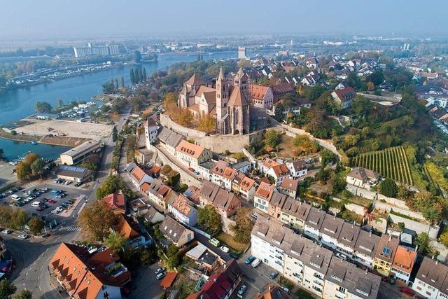 Die Breisacher feiern 1650 Jahre Stadtgeschichte