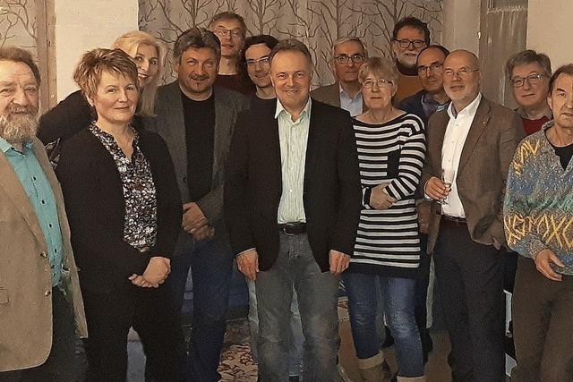 Genügend motivierte Kandidaten für die Grünen