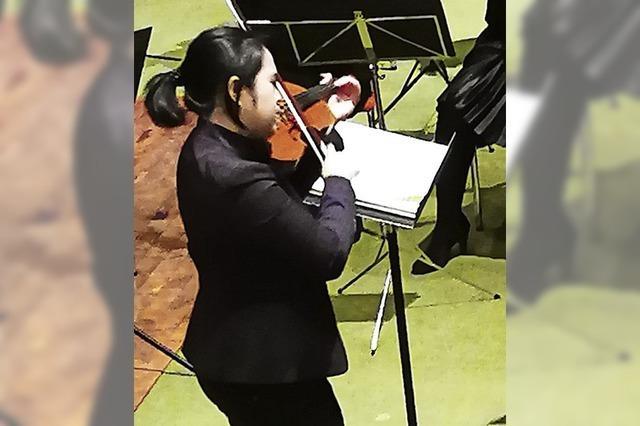 Beethovens Violinromanzen und ein Knaller von Louis Spohr