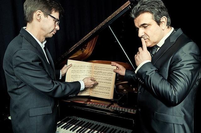 Bernd Begemann und Kai Dorenkamp im Jazzhaus