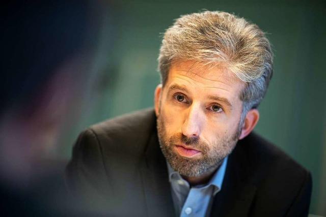 Regierungspräsidium rügt Tübingens Oberbürgermeister Boris Palmer