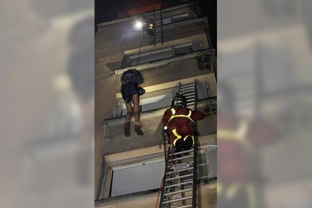 Mindestens zehn Tote bei Brand in Paris