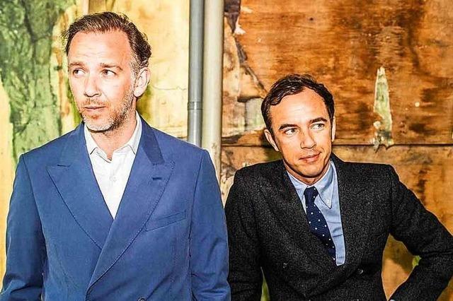Das belgische Duo 2manydjs kommt für ein Set in den Nordstern
