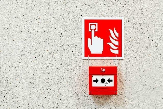 Feueralarm in Lörracher Einkaufsmarkt – keine Verletzten