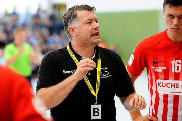 Trainerwechsel beim TuS Ringsheim