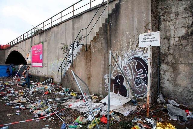 Nur noch drei Angeklagte im Duisburger Loveparade-Prozess