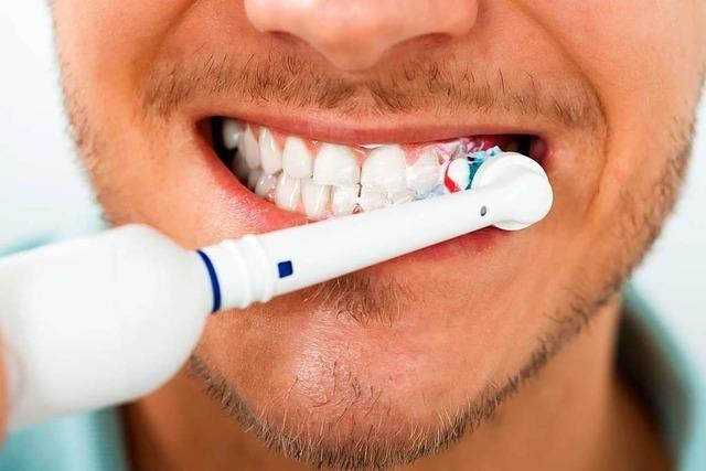 Bandendiebe hatten es auf elektrische Zahnbürsten abgesehen