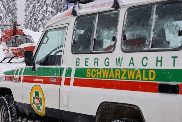 Skifahrer am Schwinbach-Skilift in Menzenschwand gestorben