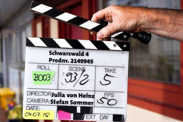 Elzacher Narren spielen im nächsten Schwarzwald-Tatort mit