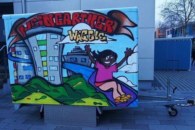 Wie kann Vandalismus am Dietrich-Bonhoeffer-Platz in Weingarten verhindert werden?
