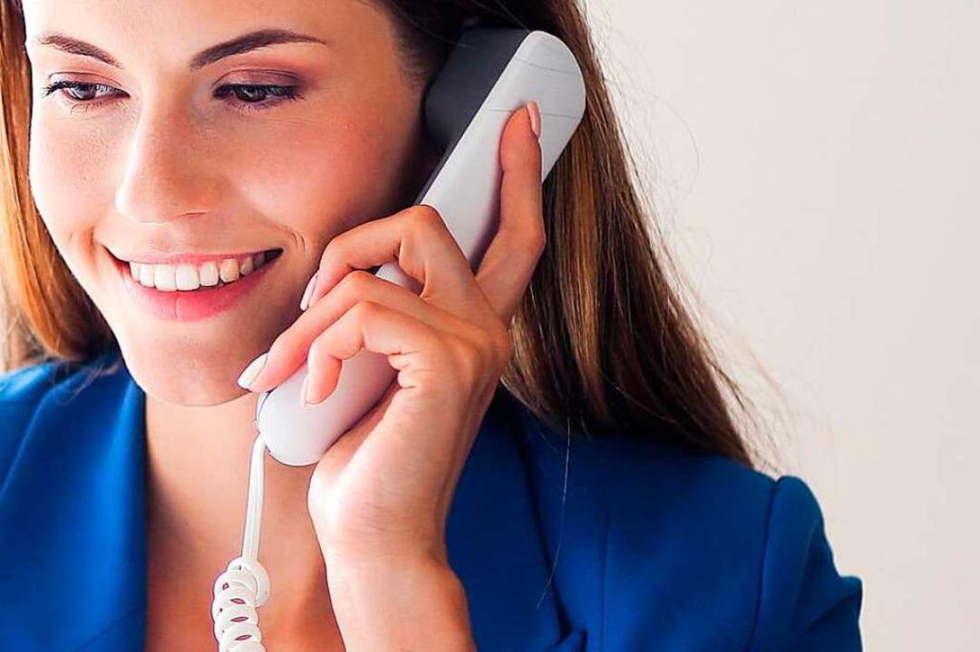 Befragt wurden Menschen, die einen Festnetztelefonanschluss haben (Symbolbild).    Foto: S_L (Adobe Stock)