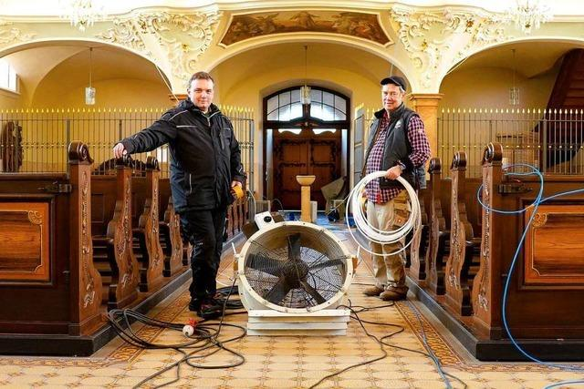 Warum die Riegeler Kirche bis Sonntag geschlossen ist