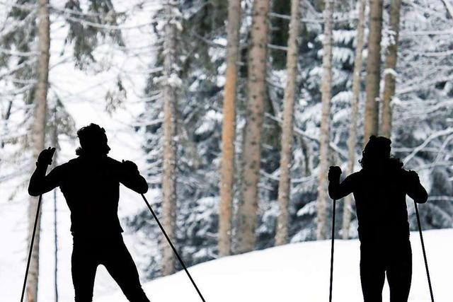 Warum treten Schornsteinfeger im Skilanglauf gegeneinander an?