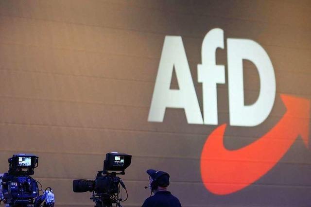 AfD verklagt Verfassungsschutz wegen Nennung als