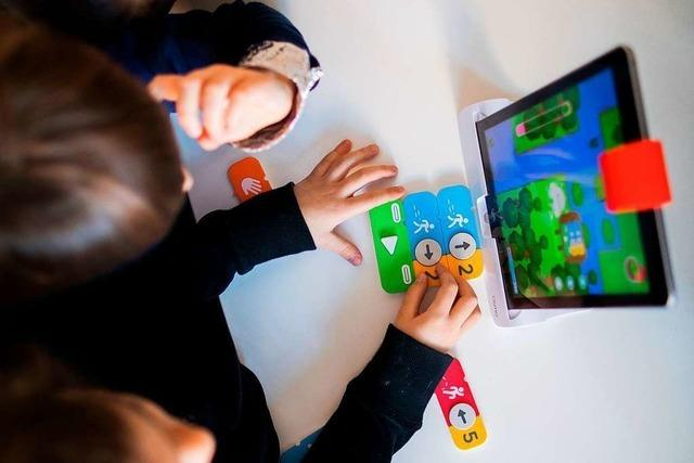 Pädagogin: Kita-Kinder sollen Umgang mit Computern lernen