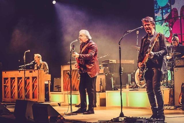 The Analogues spielen das Weiße Album der Beatles in Freiburg