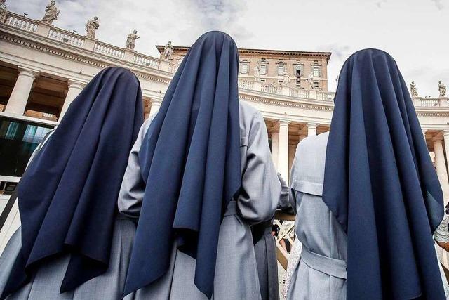 Auch Nonnen sind Missbrauchsopfer