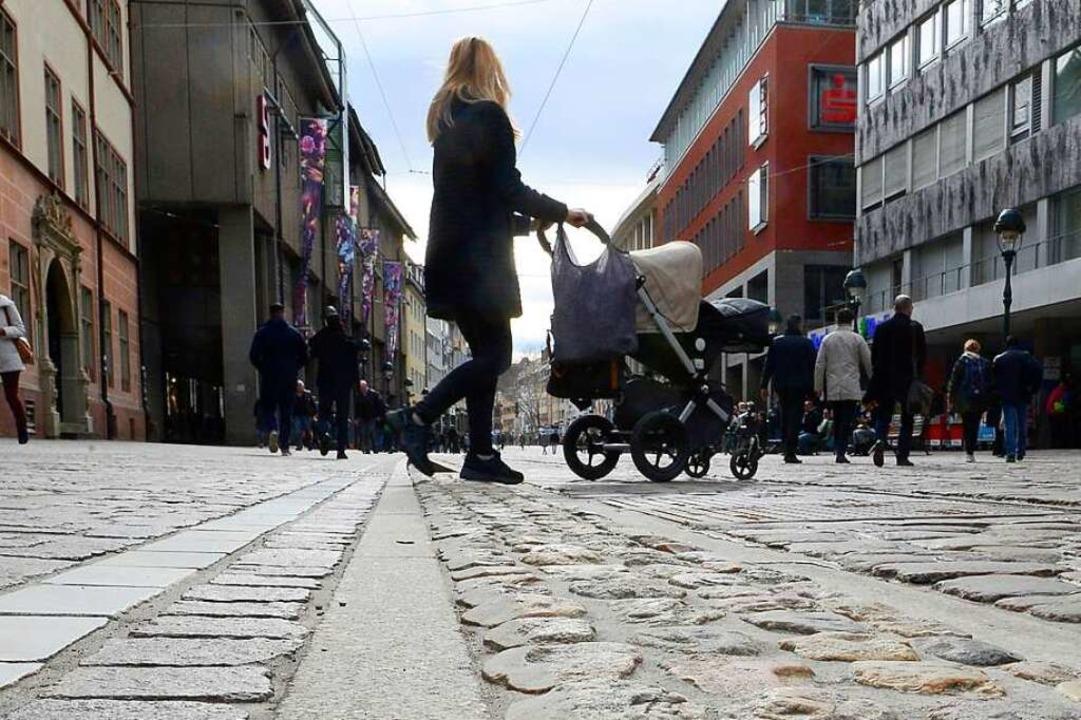 Die Befürworter eines neuen Stadtteils...n sich besonders die befragten Frauen.  | Foto: Ingo Schneider