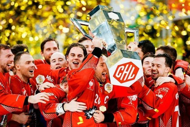 Frölunda Göteborg gewinnt Eishockey-Königsklasse gegen München
